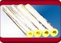 河北玻璃棉管高温玻璃棉管铝箔贴