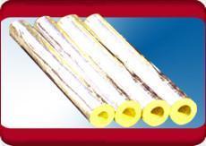 河北玻璃棉管高温玻璃棉管铝箔贴面玻璃棉管