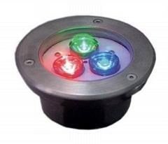 LED inground lamp