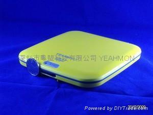 Notebook slim external DVD-ROM 2