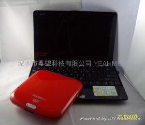Notebook slim external DVD-ROM 4
