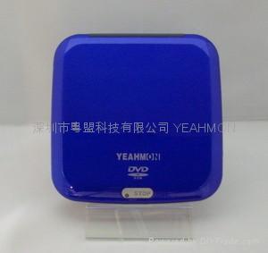 Mini portable External DVD-ROM  1