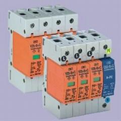 V25-B+C/3+NPE/FS   电源遥信触点防雷器