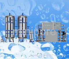 pleated filter cartridge,hollow fiber UF module,UF system,melt blown filter