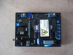 AVR voltage regulator