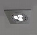 LED Downlight 3W Edison LEDs Higher brightness and Higher resistence