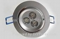 LED Ceiling light 3W Edison LED&Higher brightness