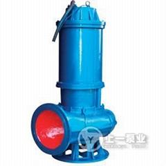 WQ、QW系统无堵塞潜水排污泵