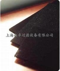 蜂窝状活性炭过滤网