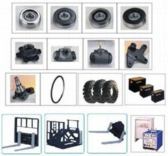 堆高机配备 / 堆高机零件