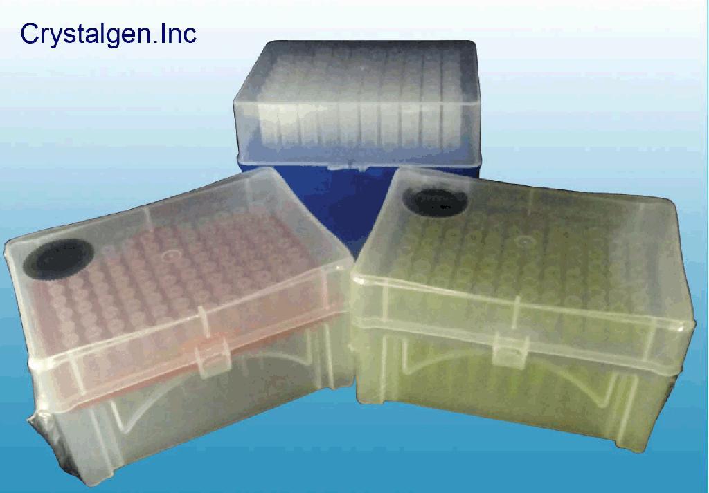 10ulCRYSTALGEN(CG)通用性移液器吸头吸嘴 1