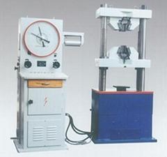 液压式万能试验机WE-600D
