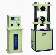 WE-300B数显液压万能试验机