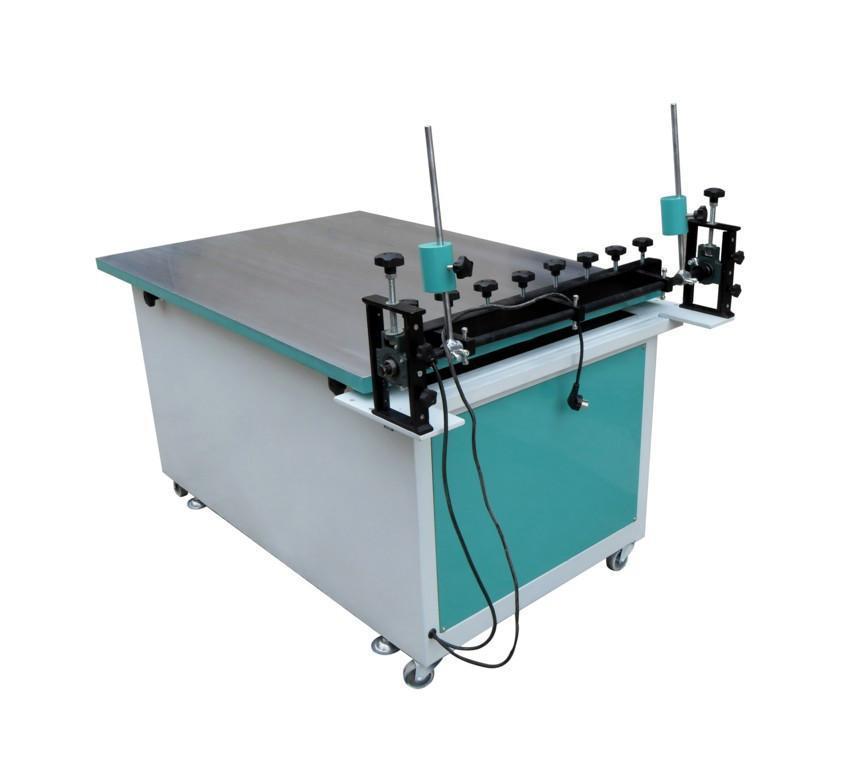 手動吸氣絲印機 3