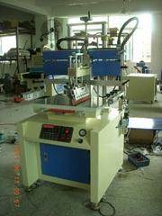 專印PVC片材紙張平面吸氣絲印機