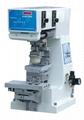 專印電子玩具儀器配件雙色座地油盤移印機 4