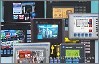 Allen-Bradley Operator Interface 2711 2711P HMI Touch Panel 3