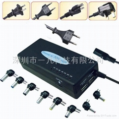 Universal laptop adapter