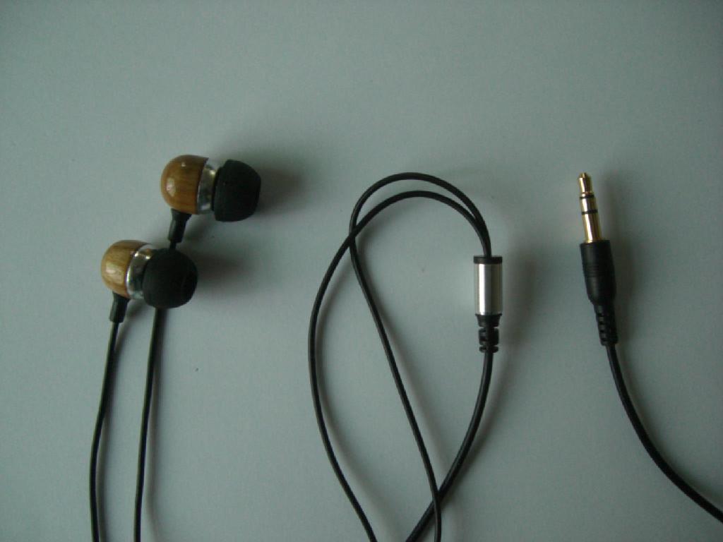 木质耳机 1