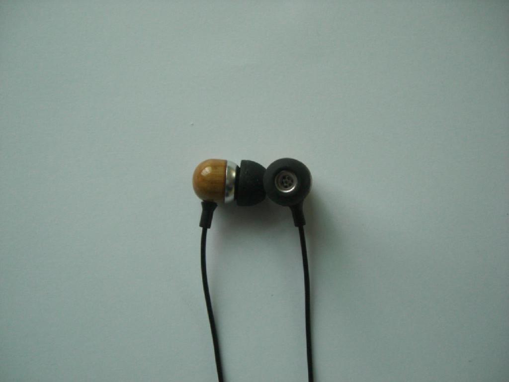 木质耳机 2