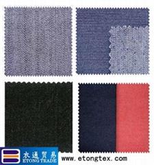 wonderful denim fabrics(4.5oz~14oz)