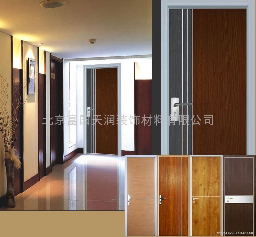 生态门 - 天润 (中国 北京市 生产商) - 木料和胶合板