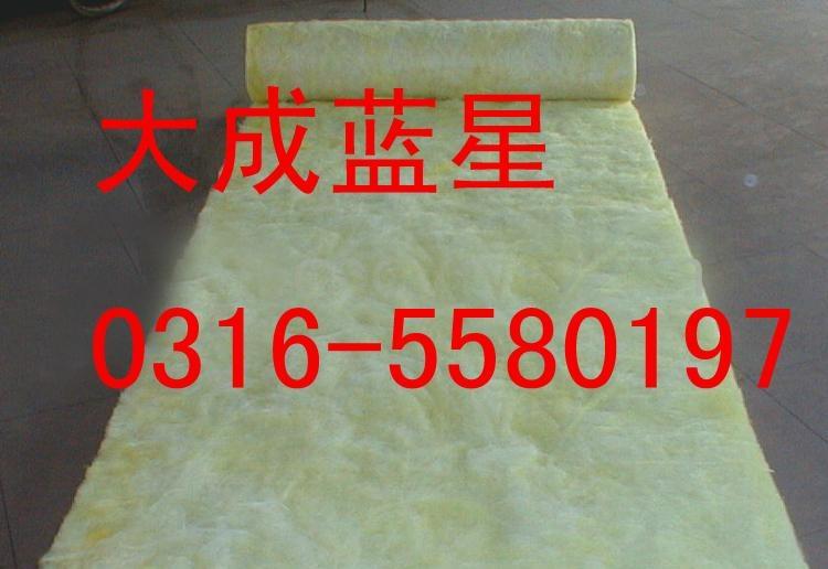 浙江憎水玻璃棉 1