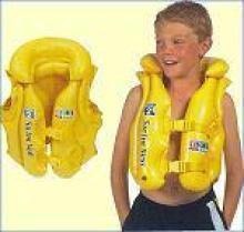pvc life vest