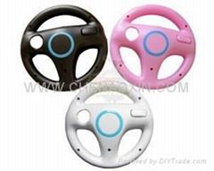 Mario Kart steering wheel/wii accessory