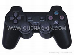 Wireless Bluetooth Six Axis Controller For PS3/wireless game controller
