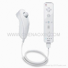 wii Remote and nunchuk,controller for wii,nunchuck for wii/remote with nunchuck
