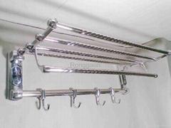 Senior Activities bath towel rack C049