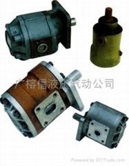 CBT,CBN,CBG,CBK等系列中高压齿轮泵