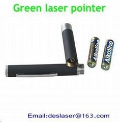 green beam laser pointer 50mW 532nm