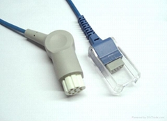 Datex spo2 adapter cable