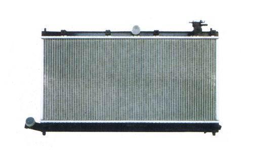 焊管散热器,散热性能高,寿命长适用比亚迪f3系列车型产品图片高清图片