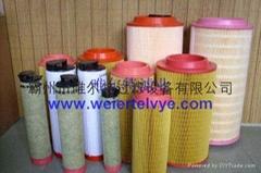 專業生產批發各種規格型號PU膠濾芯