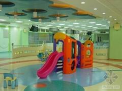 武漢塑膠地板 教育領域