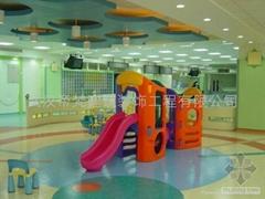 武漢幼儿園PVC地板