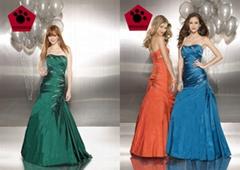 2011 new latest evening dress