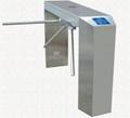 tripod turnstile traffic barrier access control system
