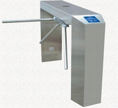 tripod turnstile traffic barrier access control system