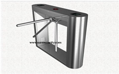 Security Turnstile  security gate tripod turnstile traffic barrier
