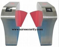 Wing Gate Flap Gate barrier tripod turnstile
