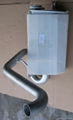 Baoli forklift parts Muffler assembly: