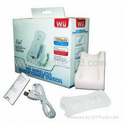 Sensor Single Charge Station for Wii
