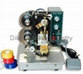 DK-200 Electrical Driven Hot Stamp Coding Machine