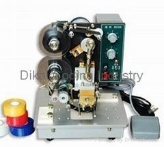 DK-200 電動色帶打碼機