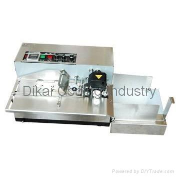 DK-300 Ink Roll Coding Machine
