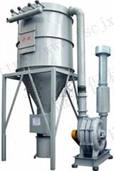 高壓中央脈衝袋濾式集塵機